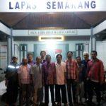 Jelang Vonis Kasus Social Kitchen Besok, Tim Advokat Nahi Munkar Kunjungi Terdakwa
