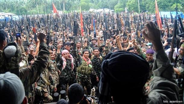 Pejuang Islam Moro ajak Oposisi Bersenjata Lainnya untuk Meletakan Senjata