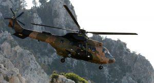 Helikopter Militer Turki Tabrak Kabel Listrik Tegangan Tinggi, 13 Tentara Tewas