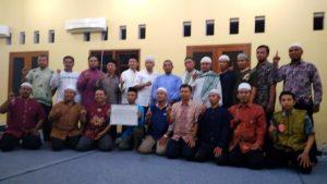 Silaturahim HTI Dengan Ormas Islam Semarang Tuntut Pembebasan Aktivis dan Ulama
