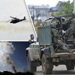 Serangan Udara Filipina Bunuh 11 Tentaranya Sendiri