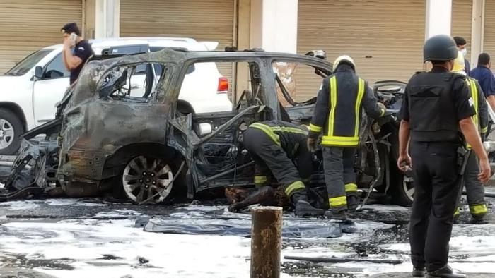 Bom Mobil Meledak di Lingkungan Syiah, Arab Saudi