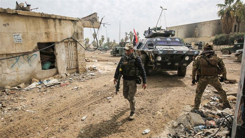 32 Tentara Irak Tewas oleh Serangan Bom Mobil IS di Mosul