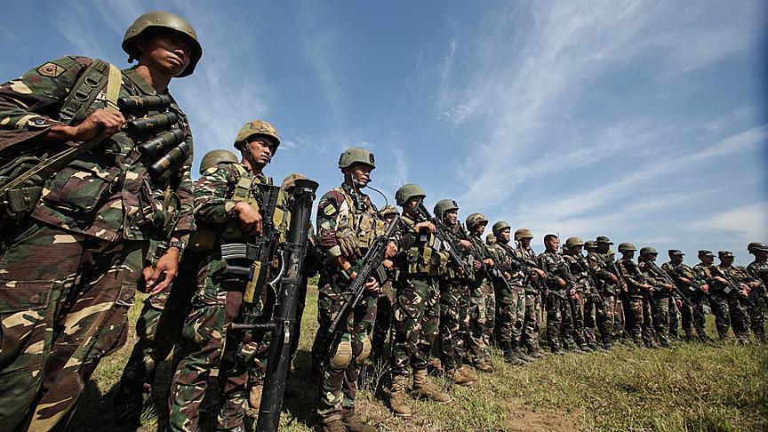 Pasukan Filipina Umumkan Gencatan Senjata dengan IS di Marawi