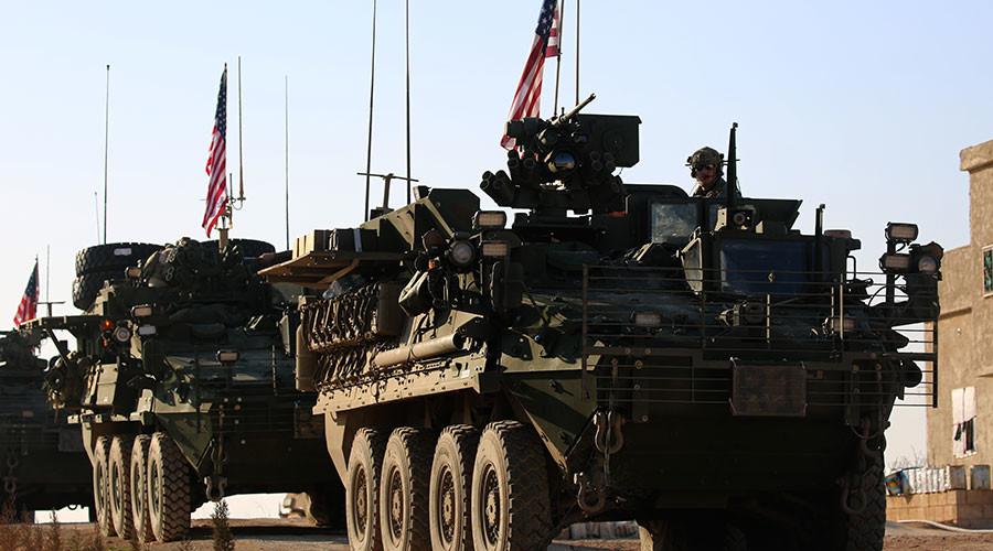 Operasi Militer Agresor AS di Kota Raqqah Dimulai