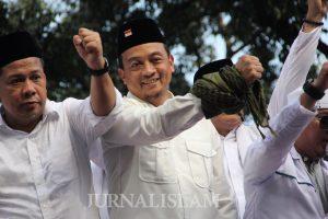Ustaz Bachtiar Nasir Resmi Dukung Prabowo-Sandi