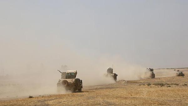 Agresi AS di Raqqah telah Dimulai