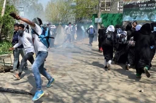 Pasukan India Tembak Mati Remaja Kashmir, Protes Anti India Merebak di Seluruh Negeri