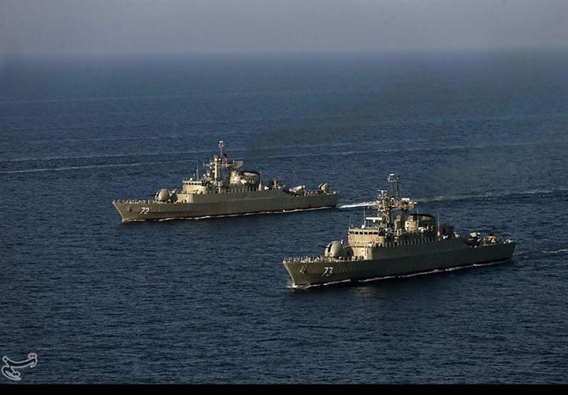 Krisis Teluk, Iran Kirim Dua kapal Perangnya ke Oman