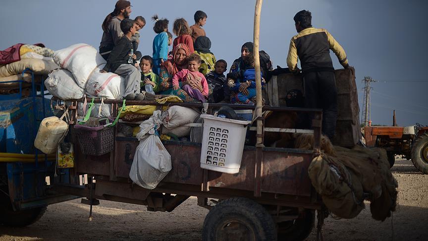 Lebih dari 42.000 Warga Suriah Kembali ke Jarabulus dari Turki