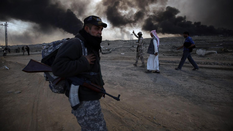 Milisi Syiah di Irak Culik 7.000 Warga Sipil