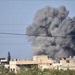 Jet Tempur Rezim Syiah Assad Serang Penampungan Warga Sipil, 12 Tewas