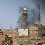 Masjid Tempat Deklarasi Khilafah al Baghdadi Diledakan oleh Pasukannya Sendiri