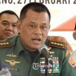 Panglima TNI : Saya Serukan Seluruh Prajurit Dalam Bertugas Harus Bersama Ulama