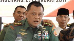Gatot Nilai Tudingan Makar kepada Para Purnawirawan TNI Sangat Menyakitkan