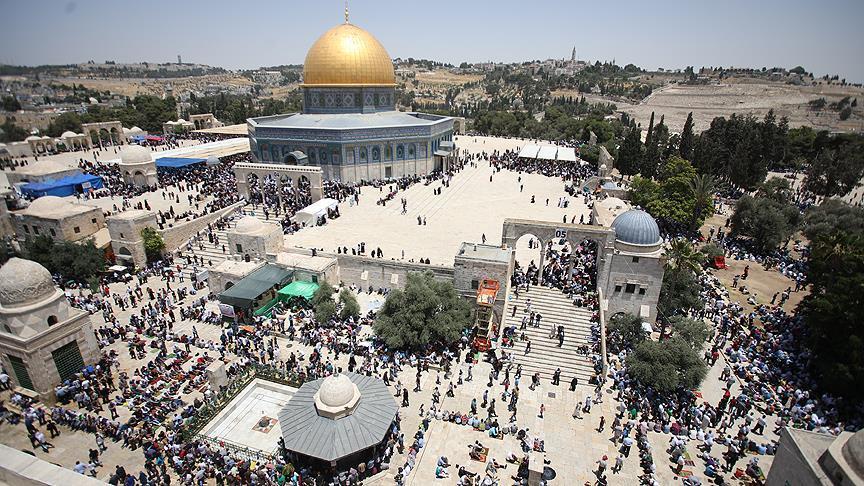Takut Dominasi Turki di Masjid Al Aqsha, Parlemen Israel Serukan Rapat Darurat