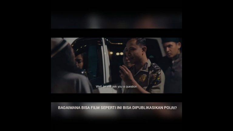 Malah Unggah Video Sudutkan Islam di Hari Raya, Polisi Dinilai Kurang Sensitif