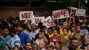 Ribuan Warga India Demonstrasi di 10 Kota Lawan Gelombang Serangan Terhadap Muslim