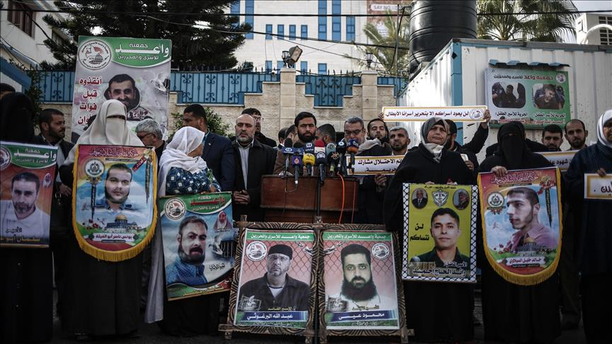 6.500 Warga Palestina Berada di penjara Israel, Zionis Larang Kunjungan dari Keluarga Hamas