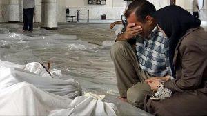 Rezim Syiah Assad Kembali Gunakan Gas Klorin di Ghouta Timur