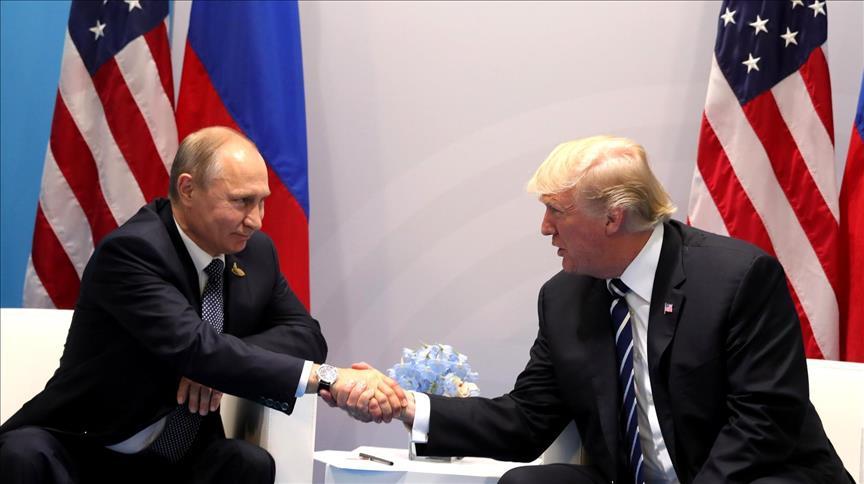 Bertemu di KTT G 20, Rusia dan AS Sepakati Gencatan Senjata di Suriah