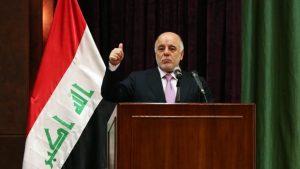 PM Irak Umumkan Kemenangan Total atas IS di Irak