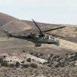 Helikopter Tempur AS Ditembak Jatuh di Kunduz