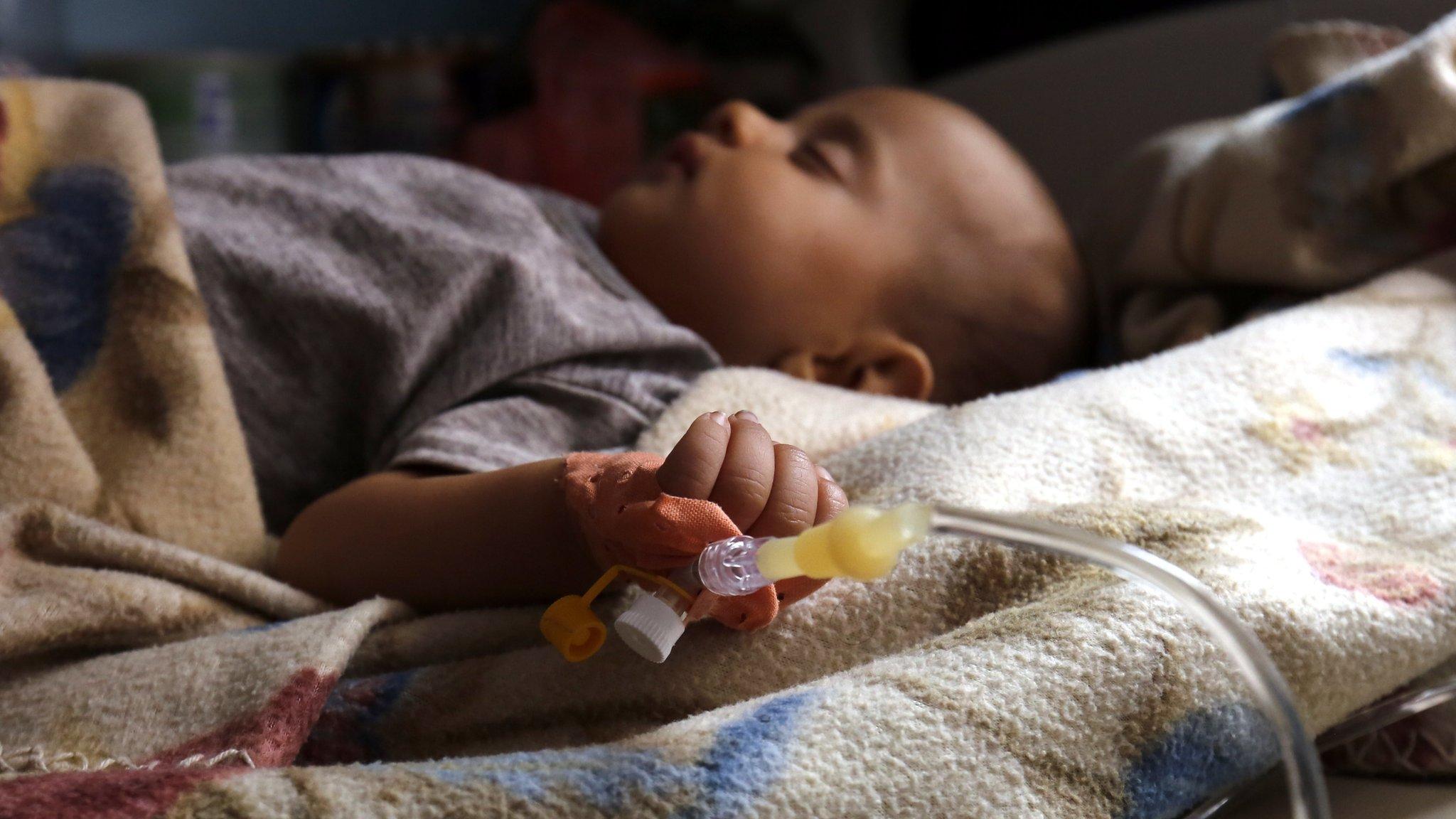 Perang Arab dengan Syiah Houthi, WHO: 300.000 Warga Yaman Terjangkit Kolera