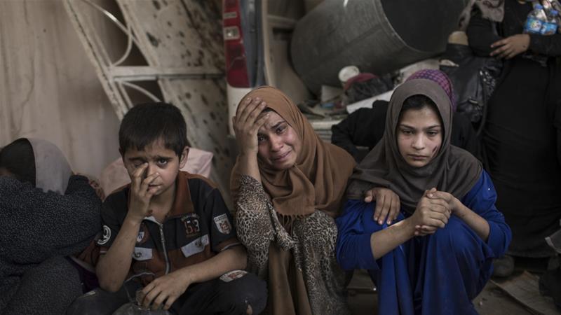 Begini Laporan Amnesty Internasional atas Kejahatan Perang AS dan Irak di Mosul