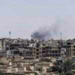 Didukung Serangan Udara dan Artileri, Agresor AS Mulai Memasuki Jantung Kota IS di Raqqa