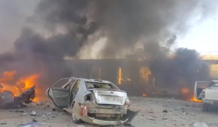 Serangan Bom Mobil Hantam Pertemuan HTS di Idlib