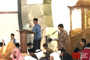 Gubernur Sumatera Barat Buka Multaqo Ulama dan Da'i Se-Asia Tenggara, Eropa, Afrika