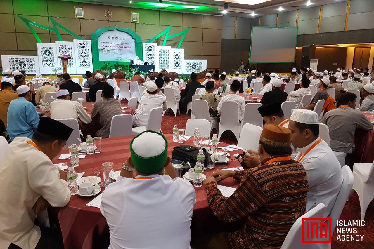Ulama dan Dai Dunia Kumpul di Padang Bahas Persatuan Umat