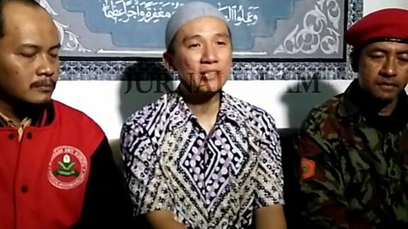 Dijaga Kokam Saat Tabligh Akbar, Felix Siauw: Terima Kasih Muhammadiyah