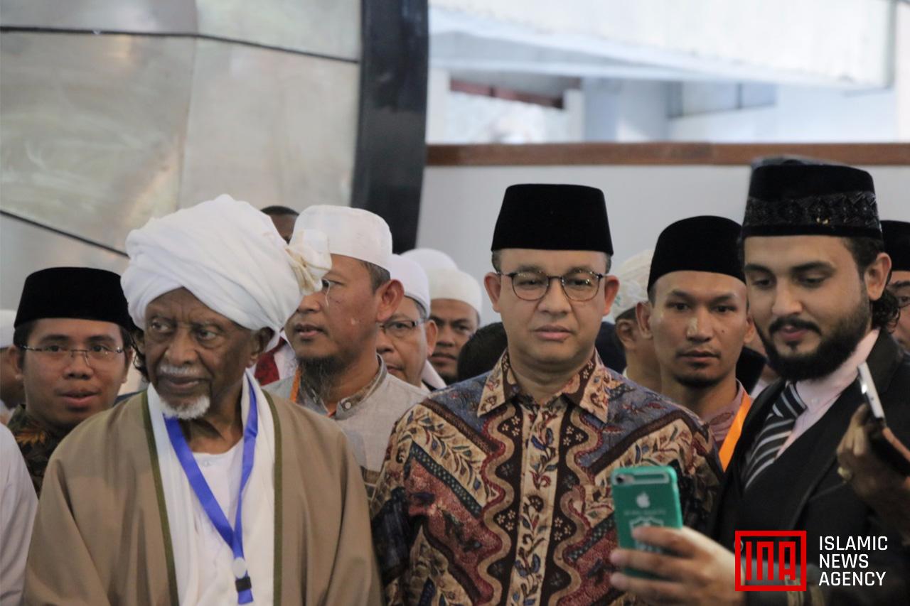 Anies Baswedan Bangga Indonesia Tuan Rumah Pertemuan Ulama dan Dai Internasional