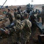 AS Mulai Lancarkan Serangan Udara dan Artileri Sengit pada Benteng IS di Raqqa