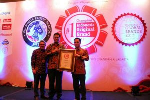 Indonesia Original Brand #1 Champion: Rumah Zakat Untuk Nusantara dan Dunia
