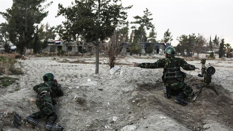 28 Pasukan Syiah Tewas, HTS: Akhiri Konflik Antar Faksi dengan Membentuk Pemerintah Daerah