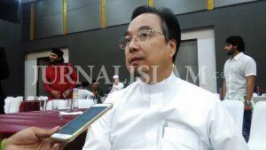 Datang ke Padang, Ini Cerita Imam Lee tentang Islam di Korea Selatan