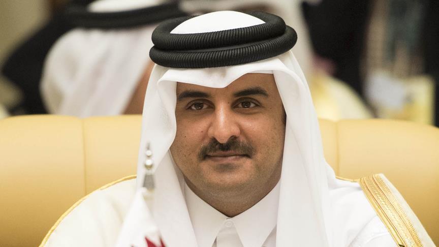Amir Qatar: Negara Kami Sudah Menjadi Target Plot Arab cs