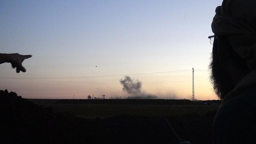 Milisi Syiah Hizbullah dan Jet Tempur Rezim Assad Serang HTS dan FSA di Perbatasan