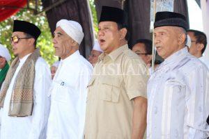 Prabowo : Sistem Ekonomi Sekarang Menyimpang dari UUD 45