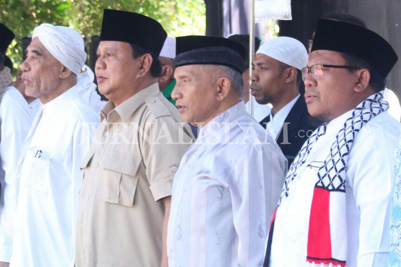Amien Rais: Rezim Jokowi Tidak Adil Kepada Umat Islam