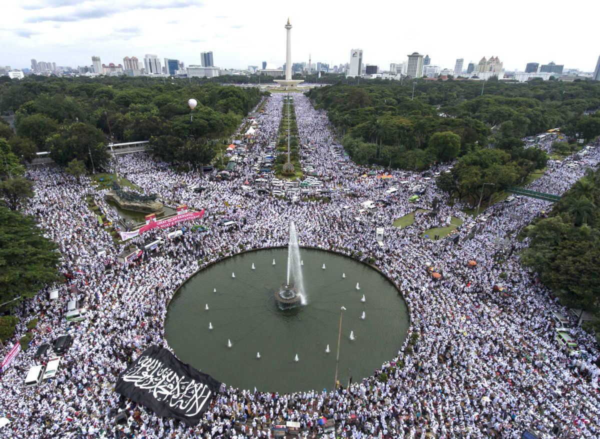 Jamaah Asharusyariah: Reuni 212 adalah Momentum Umat Kembalikan Kedaulatan