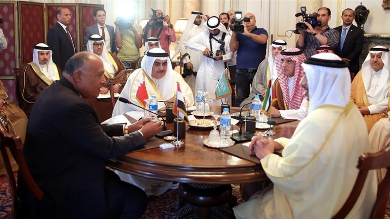 Krisis Qatar: Arab cs Cantumkan Jabhah Nusrah dan Al Qaeda ke 18 Daftar Baru