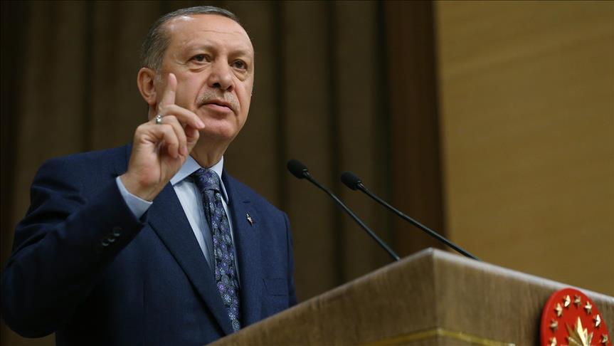 Setelah 128 Negara Tolak Veto AS,  Erdogan, Jerman, Palestina Bahas Yerusalem Lebih Lanjut