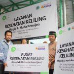 IZI Jateng dan LAZ Nurul Barqi Buka Pusat Kesehatan Masjid di Semarang