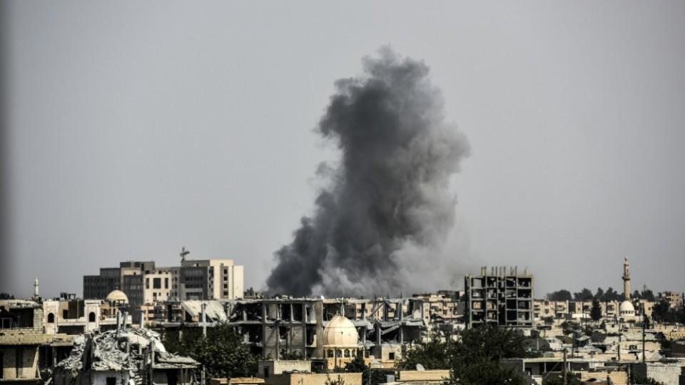 Serangan Udara AS Bunuh 29 Warga Sipil Raqqa
