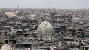Pasukan Irak yang Dilatih Militer AS Lakukan Pembunuhan Massal di Mosul