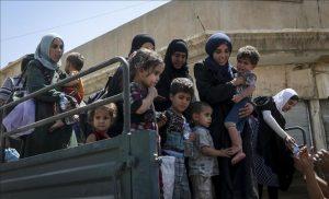 830 Ribu Warga Lebih Masih Mengungsi dan 234.594 Telah Kembali ke Mosul